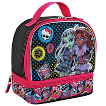 Lancheira Importada Monster High Pronta Entrega