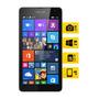 Celular Microsoft Lumia 535 Dual Sim Preto Orange