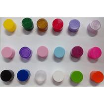 1000 Tubetes Tampas Coloridas Tubo Tubetes 13 Cm Barato