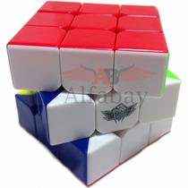 Cubo Mágico Profissional Cyclone Boys 3x3x3 Stickerless