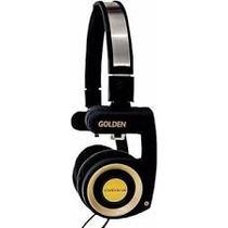 Fone De Ouvido Portable Golden Tipo Porta Pro Koss