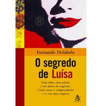 Livro O Segredo De Luisa