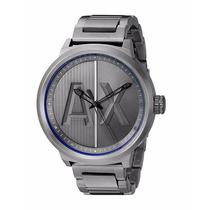 Relógio Armani Exchange Ax1362 Grafite Original Com Caixa.