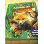 Livro Animais Da Floresta Com Quebra Cabeças