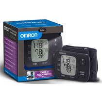 Aparelho Medidor De Pressão Digital Pulso 6221 Elite Omron