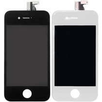 Tela Touch Lcd Iphone 4 4s Original  + Pelicula De Vidro