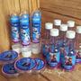 Lindo Kit Festa Personalizado 90 Unidades Frozen Aniversário
