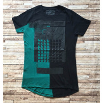 Camisa Calvin Klein Oversized Long Line Swag