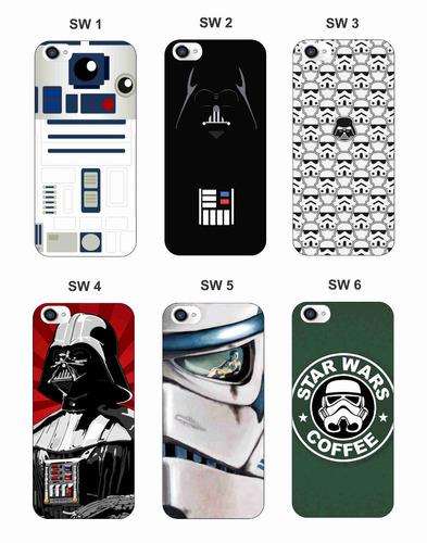 Capinha Celular Star Wars Vader Samsung A3 A5 A7 E5 Ou