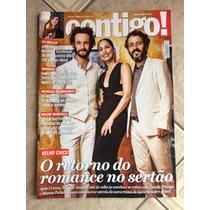 Revista Contigo Camila Pitanga Chico Anysio Latino Ano 2016