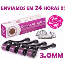 Dermaroller 3.00 Mm - 540 Agulhas Anvisa No.80213730012
