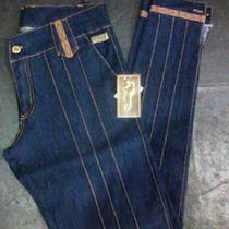 Bombacha Feminina Jeans