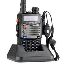 Radio Ht Walk Talk Dual Band Uhf Vhf Fm Baofeng Uv-5ra +fone
