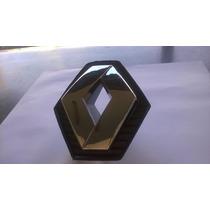 Emblema Para Choque Grade Renault Clio Acima De 2003