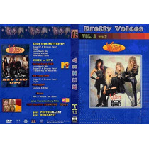 Vixen - Pretty Voices Vol.3 - Pop,80/90 Dvd