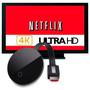 Google Chromecast Ultra 4k Wi Fi Hdmi/hd E Hdr Lacrado