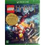 Jogo Lego O Hobbit Para Xbox One Em Português Midía Fisica