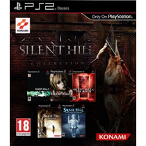 Silent Hill Coleção Ps2 Frete Barato
