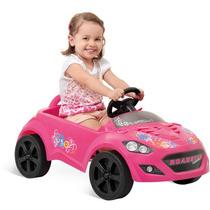 Mini Veículo A Pedal - Roadster Pink - Bandeirante