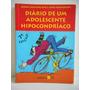 Livro Diário De Um Adolescente Hipocondríaco Ed 34