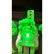 Relógio Ben 10 Omnitrix Com Luz Som + 4 Aliens Omniverse