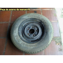 Roda Aro 15 De Ferro Do Galaxie Mas Serve Em F100 E F1000 4