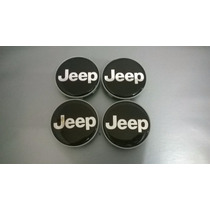 Calota Jeep Para Rodas Esportivas 58mm