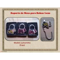 Suporte De Mesa Para Bolsas Luxo - Modelos Disponíveis