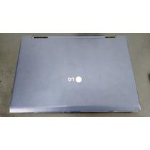 Carcaça Notebook Lg R400 C/touchpad