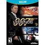 007 Legends - Jogo Nintendo Wii U - James Bond