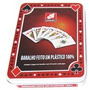 Par De Baralhos Na Lata - Poker Cartas Luxo - O Mais Barato