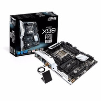 Mb S2011 Asus X99-deluxe Usb/lan/sata/ddr4/8-dimm