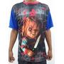 Camiseta Boneco Assassino 3d