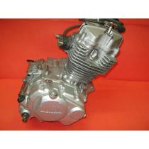 Motor Cg Titan / Fan 125 Revisado Com Nota Fiscal