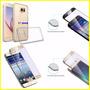 Capinha Celular Samsung Galaxy S7 Edge +pelicula Vidro Curva