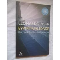 * Livro - Leonardo Boff - Espiritualidade - Religião