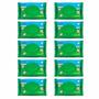 Kit Com 10 Lenços Umedecidos Huggies Com 48 Unidades Cada