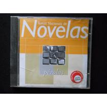 Pérolas - Temas Nacionais De Novelas - Cd