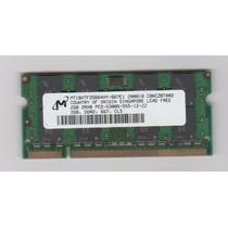 Memoria Note 2gb Ddr2 5300s 667