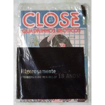 Close Quadrinhos Eróticos Nº 20 Editora Maciota Lacrada