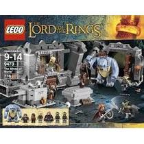 Lego 9473 O Senhor Dos Anéis As Minas De Moria.