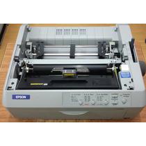 Impressora Matricial Fx-890 Fx 890 Fx890 Com Tampa Frontal