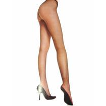 Meia Calça Estilo Beyonce Arrastão Renda Nude Tamanho Único