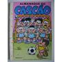 Almanaque Do Cascão Nº 14 Ed. Globo