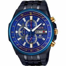 Relógio Casio Edifice Efr-549rbb Edição Limitada Red Bull