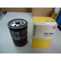 Filtro Oleo Escort Motor Zetec Original Mahle Oc266