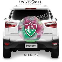 Capa Estepe Ecosport, Crossfox, Spin,time Fluminense, M-0312