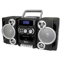 Mini Micro System Lenoxx Mc263 C/ Am/fm-cd/mp3/usb.