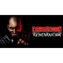 Carmageddon Reincarnation 2016 Pc Dvd-rom Com Box Lançamento