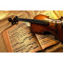 Painel Grande Hd 80x120cm Decorar Escola Musica Instrumento